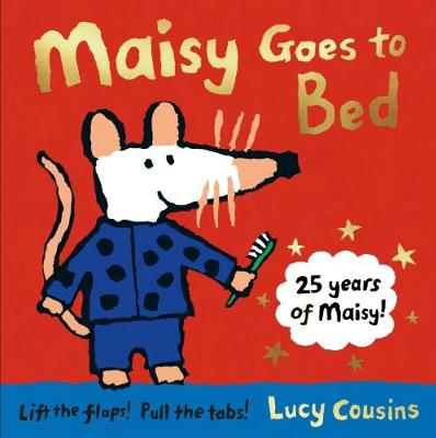 Maisy Goes to Bed book
