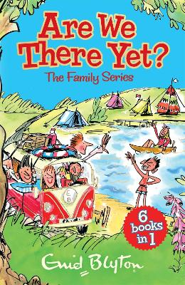 Family Stories Series: Are We There Yet? book