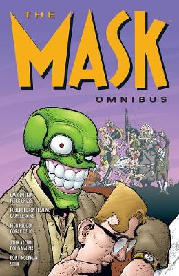 The Mask Omnibus Volume 2 (second Edition) book