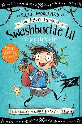 Adventures of Swashbuckle Lil book