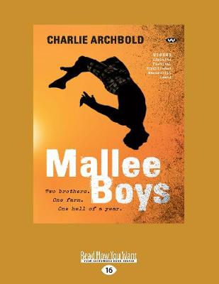 Mallee Boys book