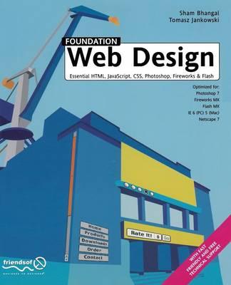 Foundation Web Design by Sham Bhangal