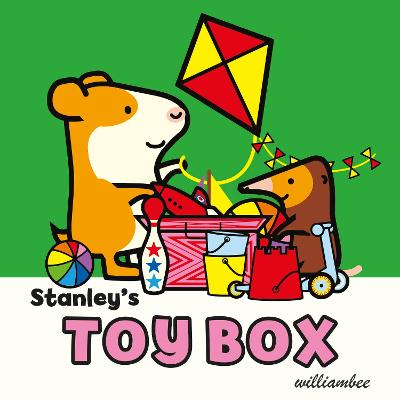 Stanley's Toy Box by William Bee