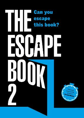 The Escape Book 2: Can you escape this book? by Ivan Tapia