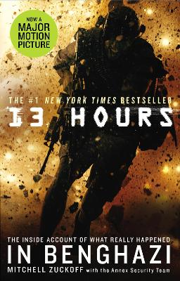 13 Hours book