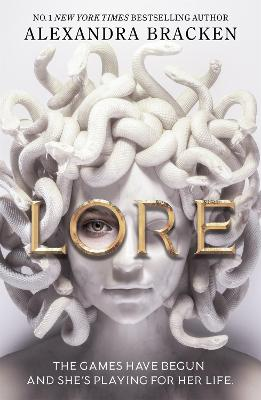 Lore by Alexandra Bracken
