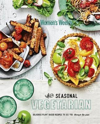 Seasonal Vegetarian book