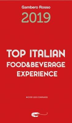 Top Italian Food & Beverage Experience 2019 book