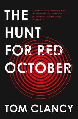 Hunt for Red October book
