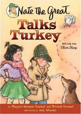 Nate the Great Talks Turkey book