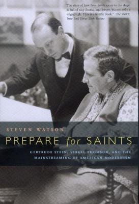Prepare for Saints book