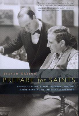 Prepare for Saints book