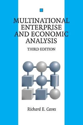 Multinational Enterprise and Economic Analysis book