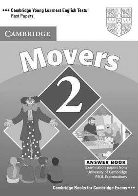 Cambridge Young Learners English Tests Movers 2 Student's Book by Cambridge ESOL