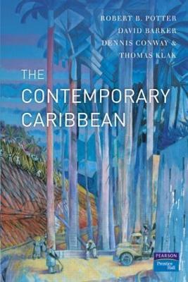 Contemporary Caribbean book