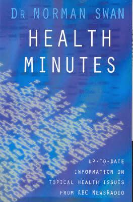 Health Minutes book