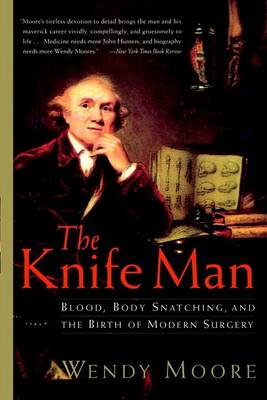 Knife Man by Wendy Moore