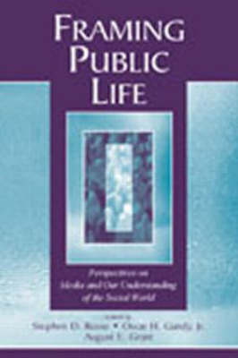 Framing Public Life by August E. Grant