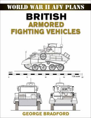 British Armored Fighting Vehicles book