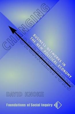 Changing Organizations book