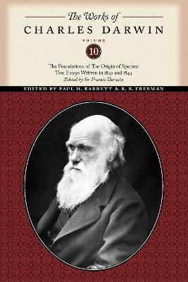 The Works of Charles Darwin by Charles Darwin