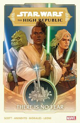 Star Wars: The High Republic Vol. 1 by Cavan Scott