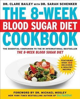 8-Week Blood Sugar Diet Cookbook book