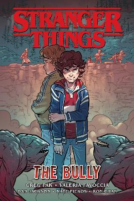 Stranger Things: The Bully (Graphic Novel) book