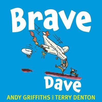 Brave Dave book