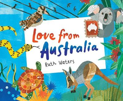 Love from Australia by Ruth Waters