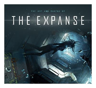 The Art and Making of The Expanse book