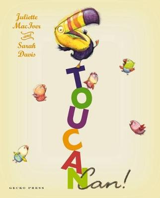 Toucan Can by Juliette MacIver