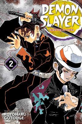 Demon Slayer: Kimetsu No Yaiba, Vol. 2 book