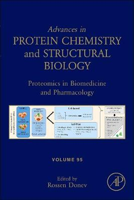 Proteomics in Biomedicine and Pharmacology by Rossen Donev