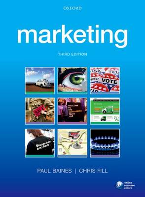 Marketing by Paul Baines