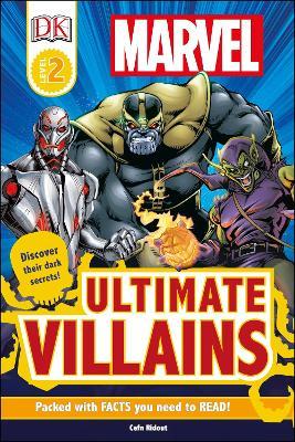 Marvel Ultimate Villains book