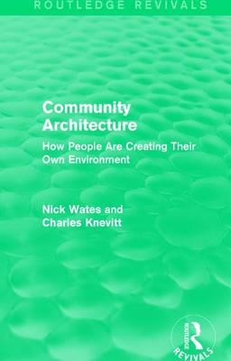 Community Architecture by Nick Wates