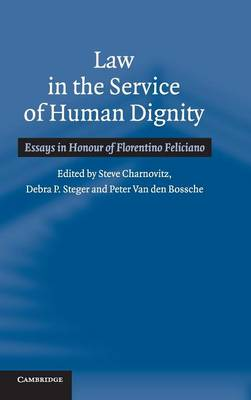Law in the Service of Human Dignity by Steve Charnovitz