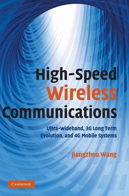 High-Speed Wireless Communications book