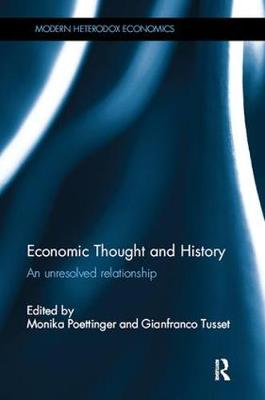 Economic Thought and History by Monika Poettinger