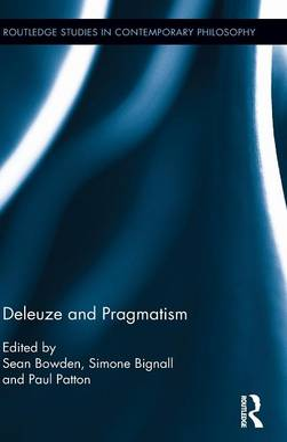 Deleuze and Pragmatism book