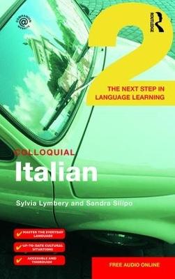 Colloquial Italian 2 by Sylvia Lymbery