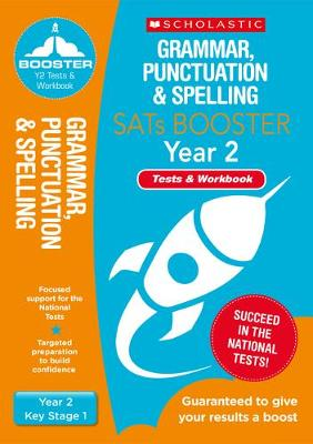 Grammar, Punctuation & Spelling Pack (Year 2) by Fiona Tomlinson