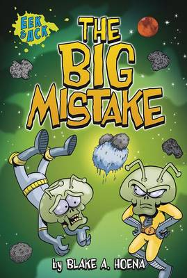 Big Mistake book