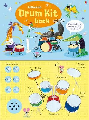 Drum Kit Book by Sam Taplin
