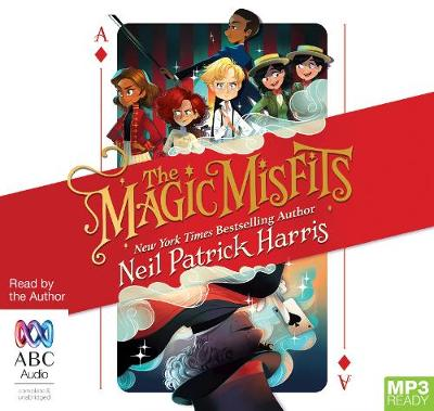 The The Magic Misfits by Neil Patrick Harris