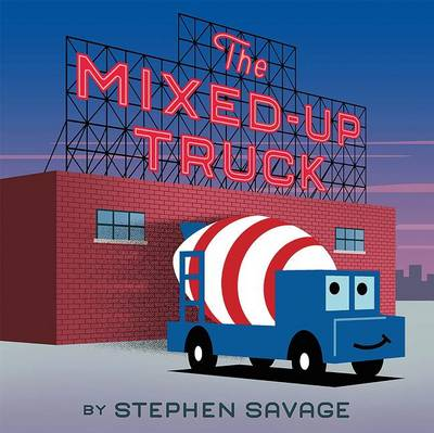 Mixed-Up Truck book