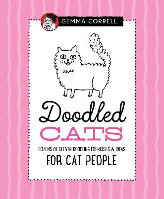 Doodled Cats by Gemma Correll