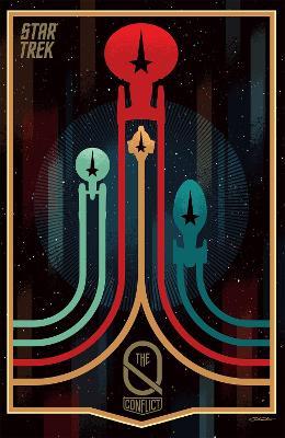 Star Trek: The Q Conflict by David Tipton