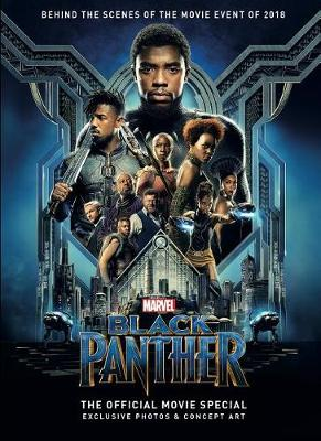 Black Panther: The Official Movie Special by Titan